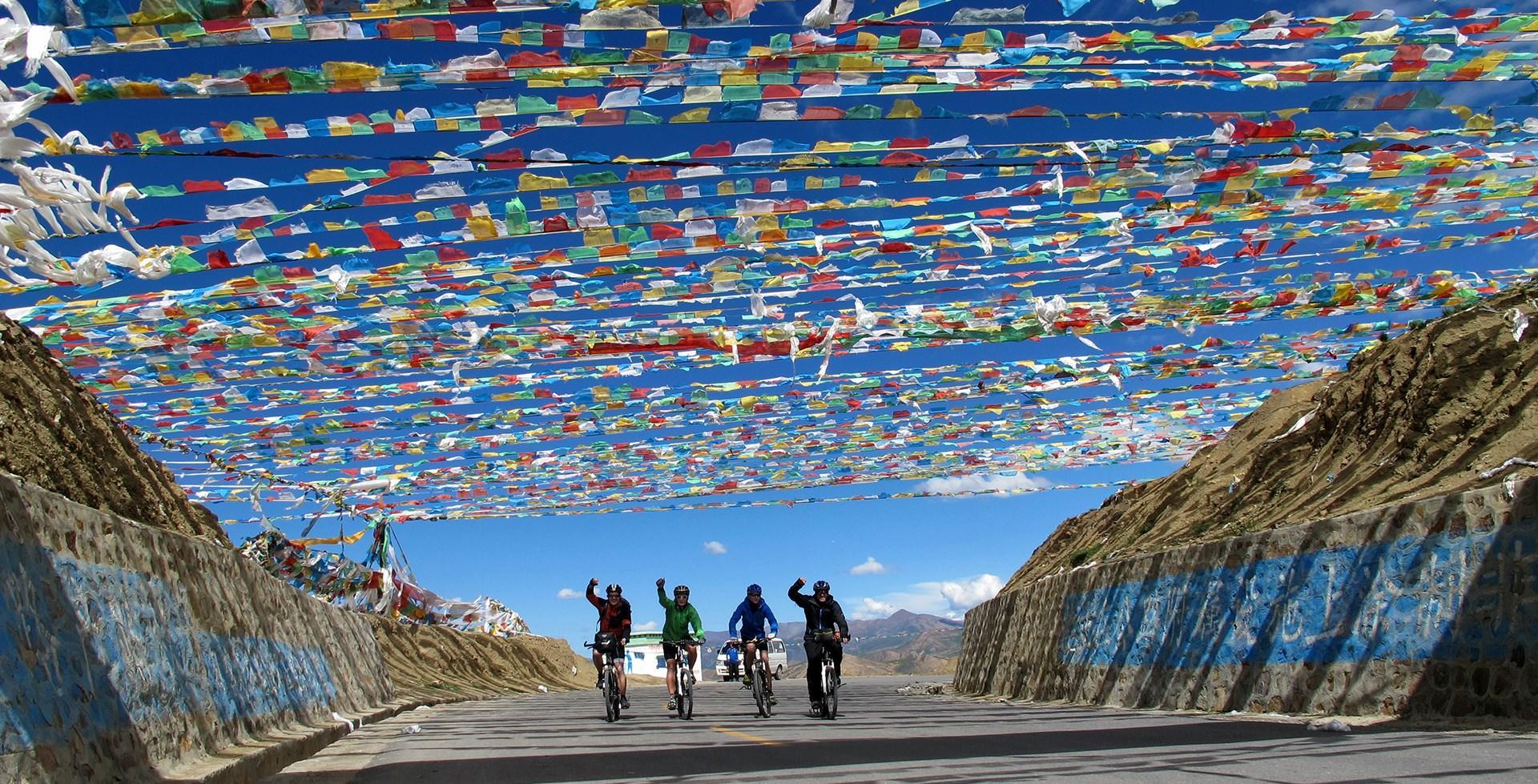 Biking Tours in Tibet