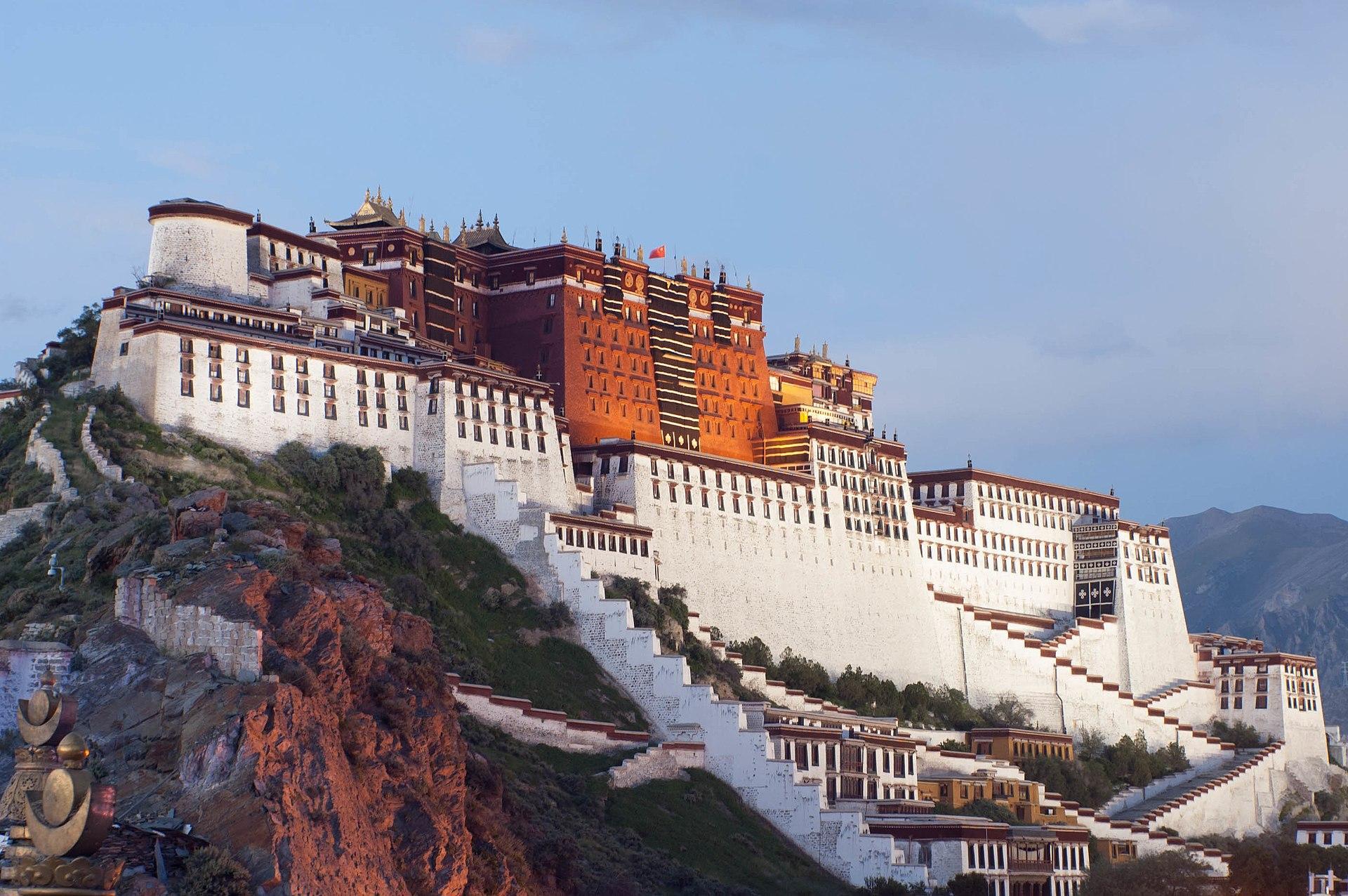 Tibet, Tibet is beautiful
