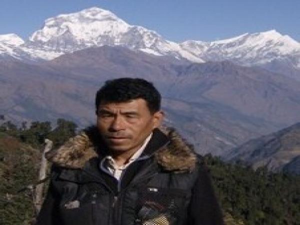 Kaji Sherpa Camping Cook