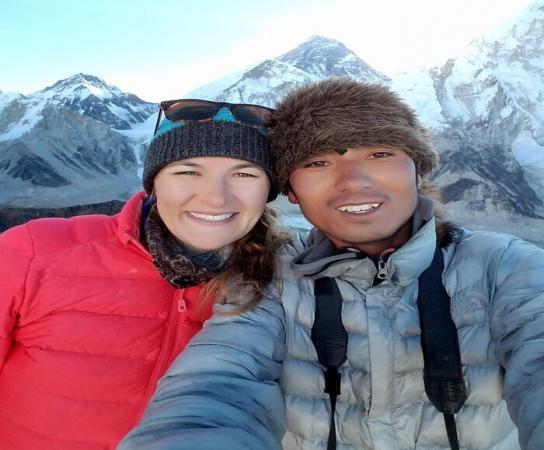 Pemba Sherpa Trekking Guide