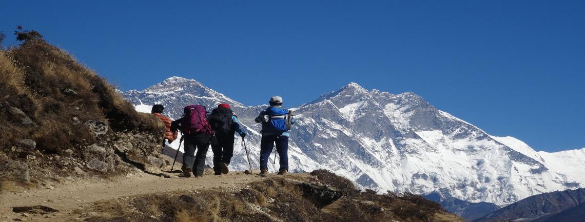 Long Treks, Long Treks in Nepal