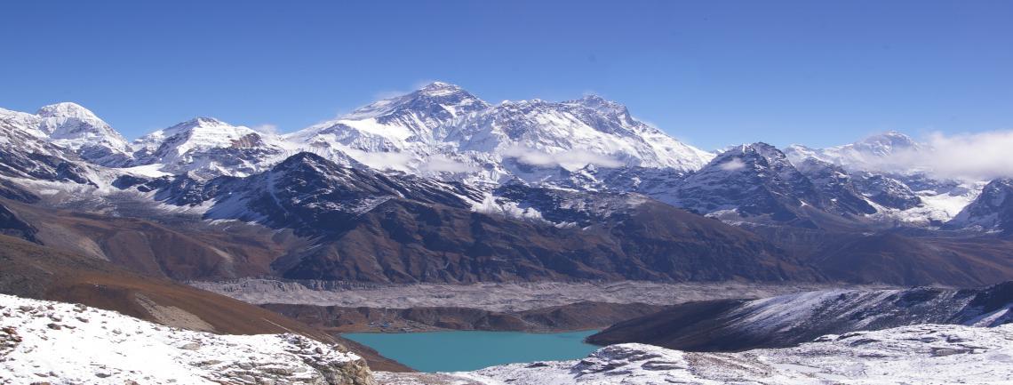 Everest Region Trekking, Everest trek, Trek in Everest