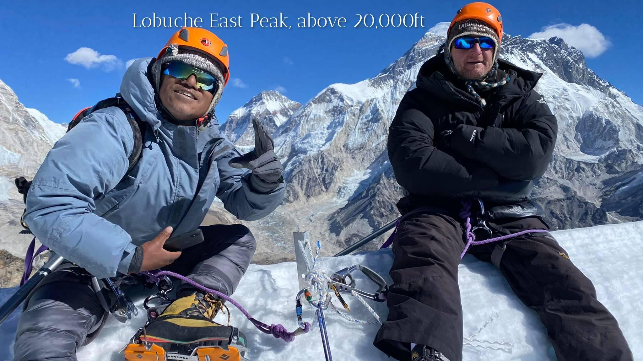 6000 M Peaks