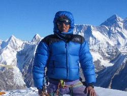 NURU JHANGBU SHERPA Climbing Guide
