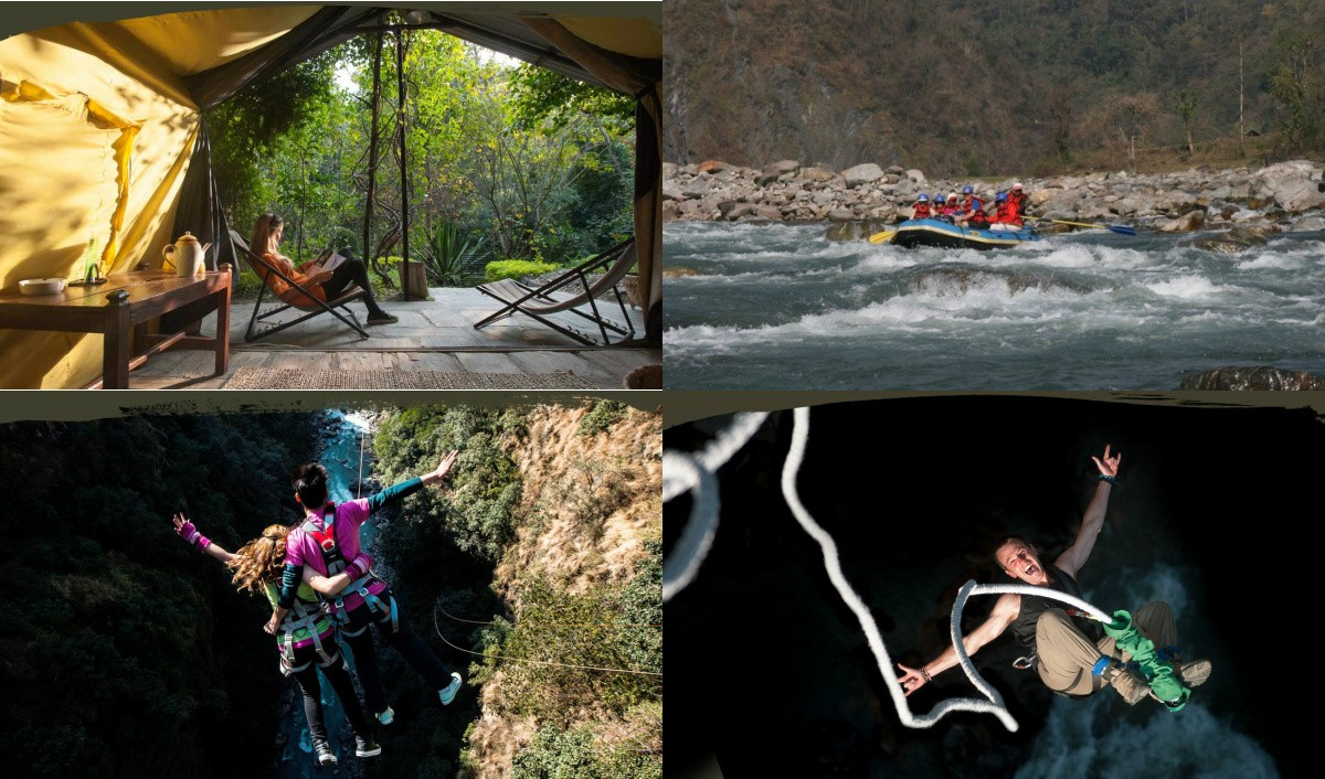 Adventure Tours in Nepal, Nepal adventure tour