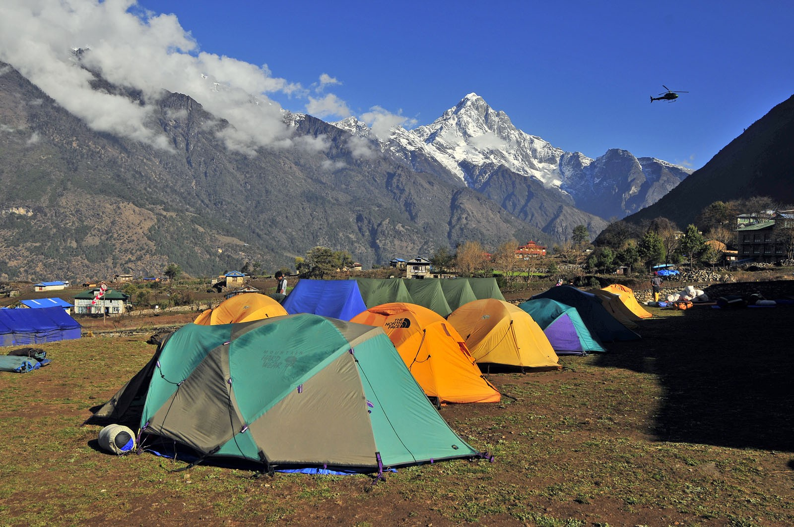Camping trek in Nepal, Nepal Camping Trekking
