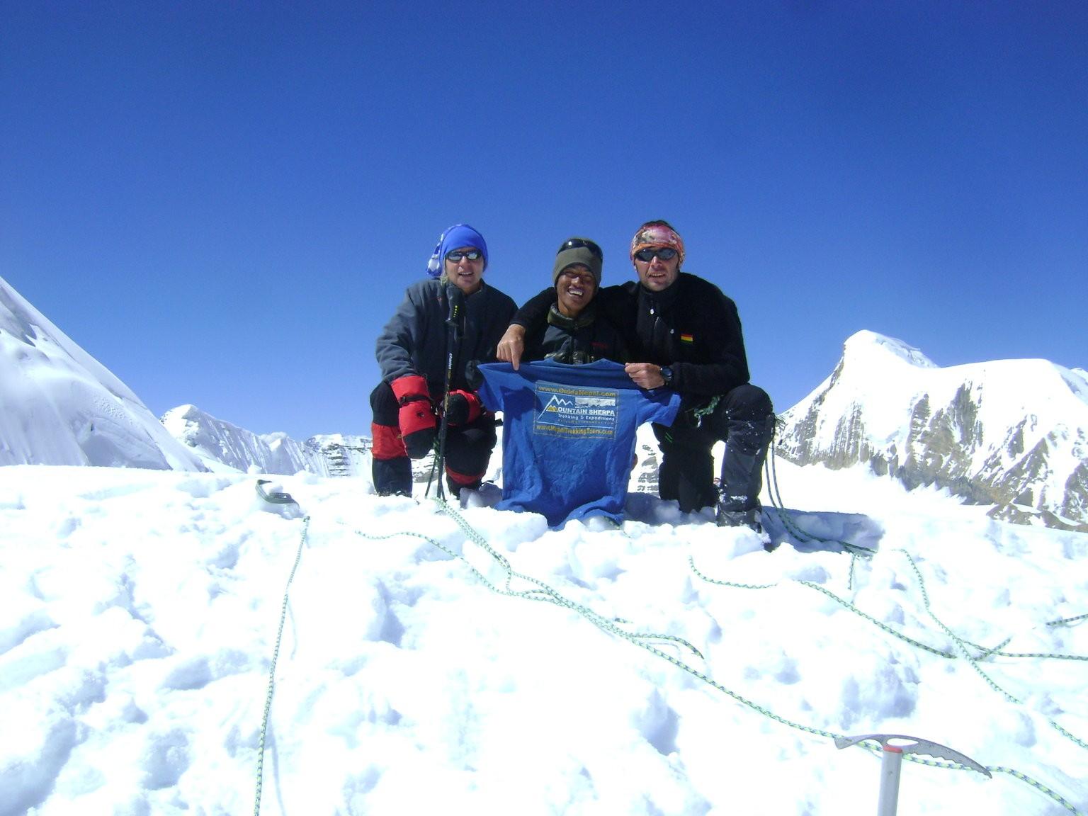 Peak Climbing in Nepal, Nepal Peak Climbing