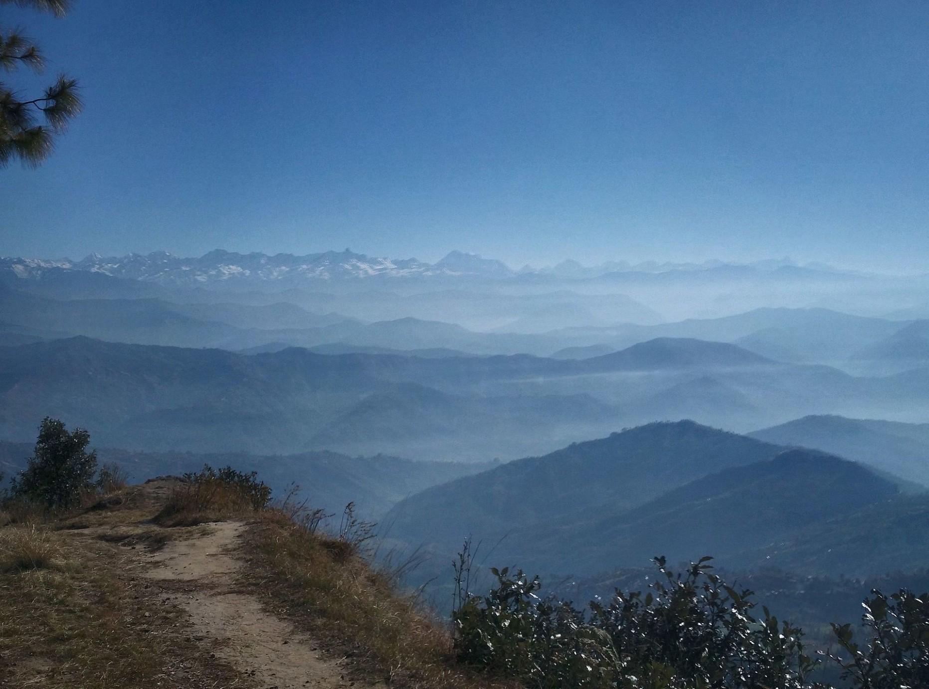 Hiking in Nepal, hike in Nepal, Nepal hiking