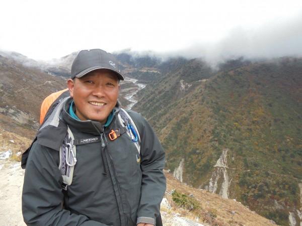 Pasang Rinjee Sherpa Trekking Guide